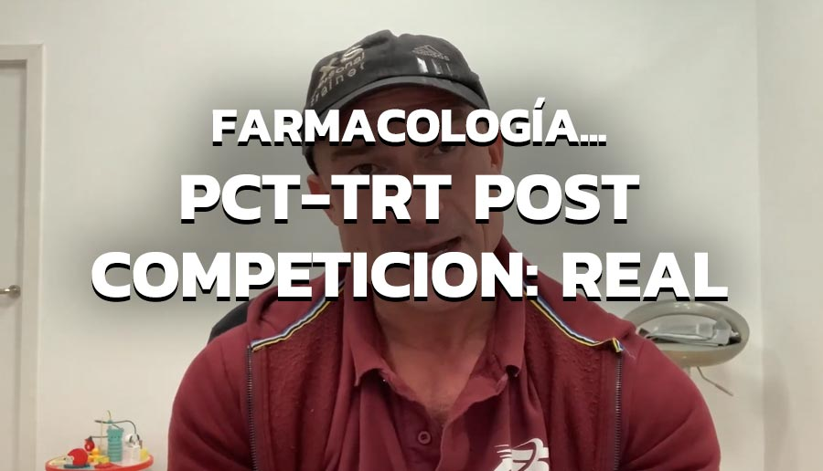 PCT-TRT Post Competicion: Real